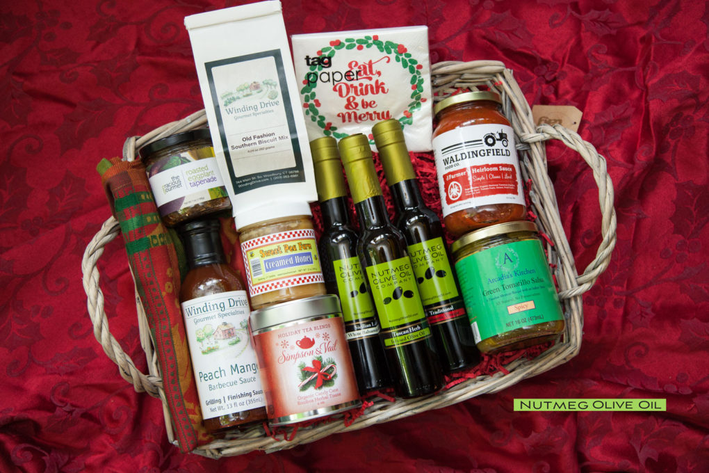 Nutmeg Olive oil UL