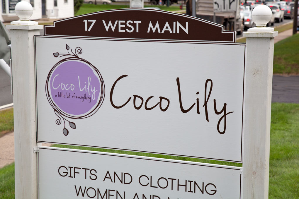 fda8beab3a3fe6 Coco Lily, where have you been all our lives?? We're so glad to have  discovered this amazing store in Avon, and will stop there anytime we're in  that neck ...